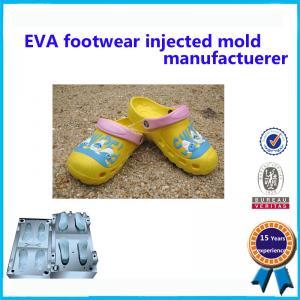 Best Eva Injection Shoe Mould Maker Fashionable  Beautiful Appearance wholesale