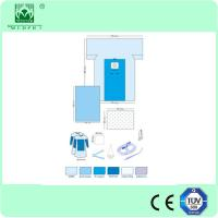Best disposable sterile surgical c-section drape pack by CE and ISO wholesale