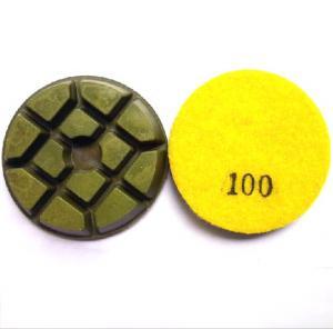 China Typhoon Diamond Polishing Pads For Concrete on sale