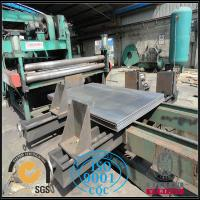 Best Shipbuilding Mild Hot Rolled Steel Plate Thickness 4 - 150MM With 2000mm Width wholesale