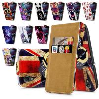 Buy cheap Xperia Z2  Sony Phone Cases flip phone back case with Different Printed Pictures product