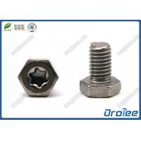 Best 304/316 Stainless Steel Torx Drive Custom Hex Bolts wholesale