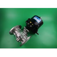 2 Inch 3 Inch Electric Actuated Ball Valve  Automated  Motor Operated