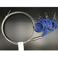 China Multipoints Configurable Rtd Sensor Probe , Pt1000 Temperature Sensor With Lcd on sale