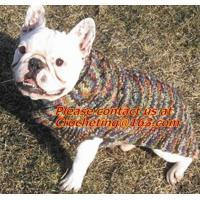 China Knit Pet Sweater, Custom Knit Dog Sweater, hand knit dog sweaters, Dog Knitting Wool on sale
