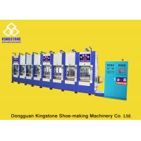 Best 8 Stations Vertical EVA Boot Making Machine 200-300 Pairs Per Hour 2 Years Gurantee wholesale