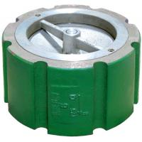 China Dual Plate Wafer Spring Loaded Disc Check Valve on sale