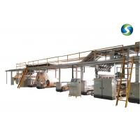 Best Low Noise Corrugated Box Production Line 3 / 5 / 7 Ply Type High Drive Precision wholesale