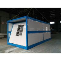 Best Folding Sandwich panel Prefabricated container House/fast installation container house. wholesale