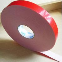 Best Two sided adhesive tape coated strong acrylic glue with PE foam backing material wholesale