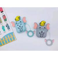 China For Apple Airpods Case Cartoon Earphone Cover With Lovely Ring 3D Animal Cartoon Earphones Full Protective Cover on sale