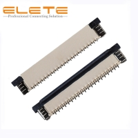 Best 0.5mm FPC connector, vertical SMT type, 32pins, tin plated, tape & reel package. wholesale
