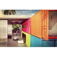China Durable Economical Flat Pack Shipping Container Home Removable Assemble Easily on sale