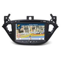 Buy cheap In Vehicle Infotainment Car Multimedia Navigation System / Car Dvd Player For Opel Corsa 2015 product