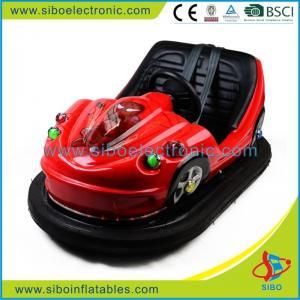 Best Sibo Amusement Cabinet Car Racing Machine Amusement Park Bumper Car Rides wholesale