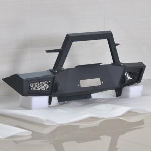 Best No Punch Jeep Wrangler Jk Front Bumper Original Design Car Parts 28*48*16 CM wholesale
