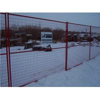 China Hot sale temporary metal fence panels for Canada on sale
