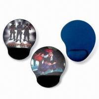 Best Mouse Pads with Arm Rest, Made of Neoprene and Cloth, Measures 220 x 180 x 2mm wholesale