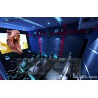 Best 9 Seats 5D theater With Genuine Leather Motion Theater Chair wholesale