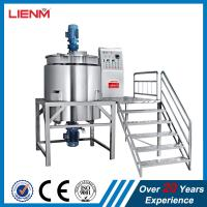 Best LIENM Hand Gel Shower Gel Mixing Tank Blending Tank Mixing Boiler wholesale
