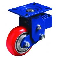 Best high quality pu shock absorption caster wheel wholesale