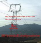 Best megatro 500KV Transmission lineDFZ1 cat head type suspension tower wholesale
