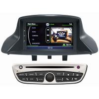 Best Ouchuangbo S100 Car GPS Video Player For Renault Megane III (2009-2011) Built in FM/AM iPod RDS wholesale