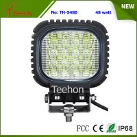 Best Back Cover Replacable 48W LED Work Light Made of Genuine CREE LED Chips wholesale