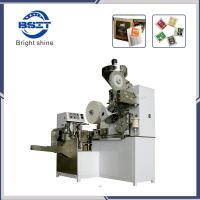 China DXDC8IV Micro Tea /Granulted Tea Tea Bag Packing Machine with String and Tag on sale