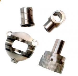 China Anodized Aluminium Extrusion Profiles  , Aluminum Connector CNC Precision Machining on sale