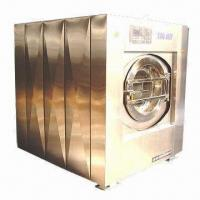 China Laundry Machine with Steam or Electric and Rated Capacity of 100kg on sale