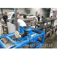Best PLC Control Fully Automatic single wire Chain Link Fence Machine fast and efficient wholesale