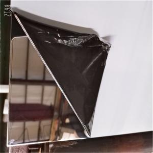 Best 20ga 19ga SUS 316l No 8 Mirror Finish Stainless Steel Sheet 0.5mm Ss Mirror Sheet wholesale