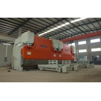 Buy cheap 40mm DELEM DA66T Automatic large 2 set cnc tandem press brake machine product