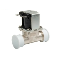 China FPD360F 1/2 Inch 220V 2 Way Electric Valve on sale