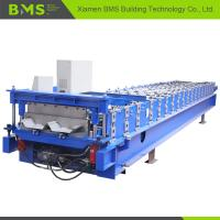 China Hidden Wall Roof Panel Roll Forming Machine , Steel Cold Roll Forming Machine on sale