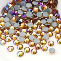 Best Heat Fix Low Lead MC Rhinestone For Clothing Customized Size And Color wholesale