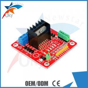 L298N Motor Drive Board module for Arduino For Stepper Motor / Intelligent Vehicle