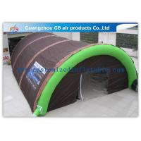 China ROHS Sewing Giant Sports Inflatable Air Tent Outdoor Event Tent on sale