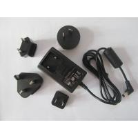 Best 20W UL FCC CE switching power supply interchangeable AC plug adaptor from china wholesale