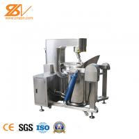 Best SUS304 Industrial Popcorn Making Machine Hot Air Sweet And Different Shapes wholesale