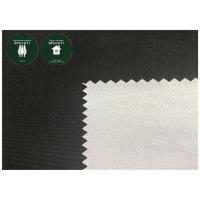 China 163 GSM Pongee Recycled Plastic Bottle Fabric , 100 Recycled Polyester Fabric on sale