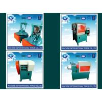 China 4 tyre block cutting machines of the waste tyre on sale