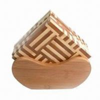 Best Cork Coaster, Made of Bamboo wholesale