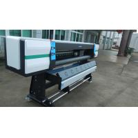 Best 1.8m High Speed Eco Solvent Printer with 4pcs Epson XP600 DX6 Heads Over 70m²/h wholesale