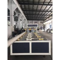 Cheap Full Automatic Plastic Pipe Belling Machine , PVC Pipe Socketing Machine for sale