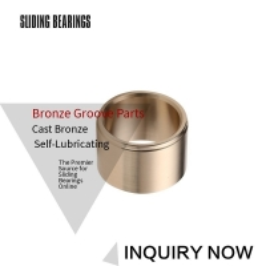 Best Wear-Resistant Alloys for Heavy Equipment Bushing & Bearing wholesale