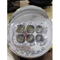 Best Tricycle LED Headlight Electric Rickshaw Parts Bright 501-800W Power Black And White Color wholesale