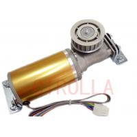 Best Round Sliding Glass Electric Door Motor Heavy Duty 24V DC Brush less 75W wholesale