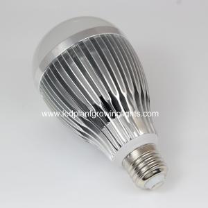 12W E27 super brightest led light bulbs AC 90 - 240V life 50, 000hrs for cabinets